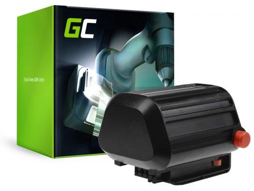 Batterie Green Cell (2.5Ah 18V) BLi-18 9839-20 9840-20 pour Gardena Li-18/23R TCS Li-18-20 8866 8881 9335 9823 9825 9837 9838
