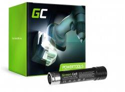 Akku Green Cell ® für Black&Decker Versapak VP-100 VP100 VP105 VP230 VP369 3.6V 2Ah