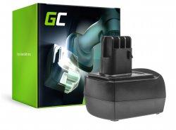 Green Cell ® Batteriepour Metabo BST12 IMPULS 12V 3Ah