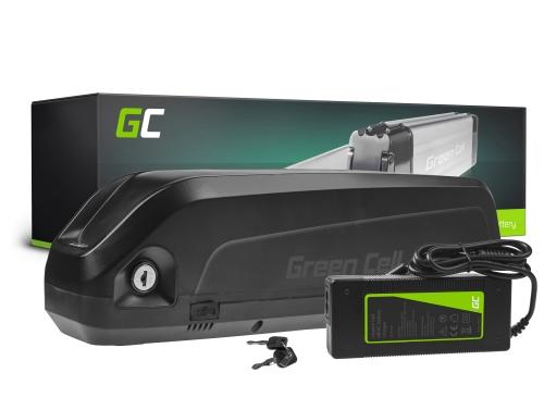 Green Cell® Batterie Vélo Electrique 48V 13Ah Li-Ion Down Tube E-Bike + Chargeur