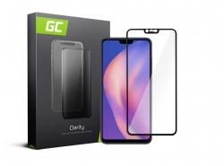 Green Cell PRO GC Clarity Verre Trempe pour Xiaomi Mi 8 Lite, Ecran 3D Incurvés Bords Couverture Écran 9H