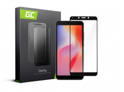 Green Cell PRO GC Clarity Verre Trempe pour Samsung Galaxy S8 Plus, Ecran 3D Incurvés Bords Couverture Écran 9H
