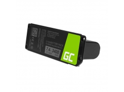 Green Cell ® Batterie 088772 pour Enceinte bluetooth Bose Soundlink Mini 2 II MMPRA0071 MMPRA0072 725192-1110, 7.4V 3400mAh