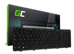 Green Cell ® Clavier pour ordinateur portable HP Probook 450 G0 450 G1 450 G2 AZERTY FR