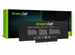 Green Cell Batterie J60J5 pour Dell Latitude E7270 E7470