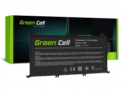 Green Cell Batterie 357F9 71JF4 pour Dell Inspiron 15 5576 5577 7557 7559 7566 7567