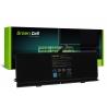 Green Cell Batterie 075WY2 0HTR7 pour Dell XPS 15z L511z