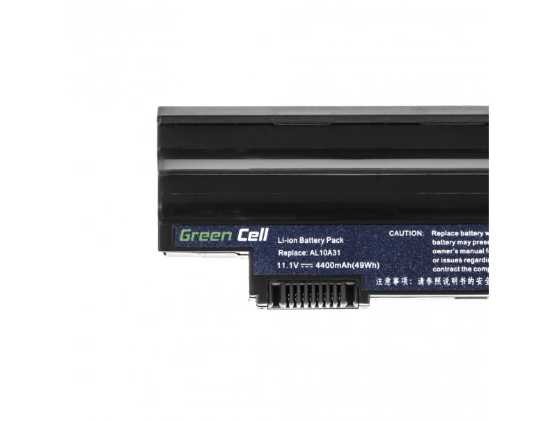 Green Cell R Batterie AL10A31 AL10B31 Pour Acer Aspire One