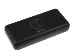 Sans fil Power Bank RDY 20000mAh QI 2x USB USB-C