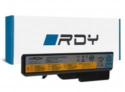 RDY Batterie L09L6Y02 pour Lenovo B575 G560 G565 G570 G575 G770 G780, IdeaPad Z560 Z570 Z585