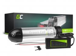 Accumulateur Batterie Green Cell Bottle 36V 11.6Ah 418Wh pour Vélo Électrique Pedalec