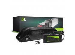 Green Cell® Batterie Vélo Electrique 36V 12Ah Li-Ion Down Tube Ebike Batterie avec Chargeur