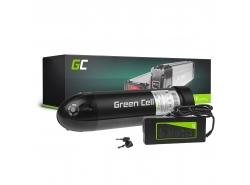 Accumulateur Batterie Green Cell Bottle 24V 11.6Ah 278Wh pour Vélo Électrique Pedalec