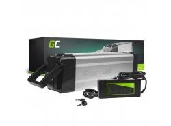 Green Cell ® Akku für Elektrofahrräder e-Bike 48V 14.5Ah 696Wh
