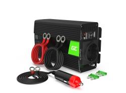 Auto Spannungswandler Green Cell ® 24V für 230V, 500W/1000W