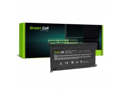 Green Cell Batterie WDX0R pour Dell Inspiron 13 5368 5378 5379 15 5567 5568 5570 5578 5579 7560 7570 Vostro 14 5468 15 5568