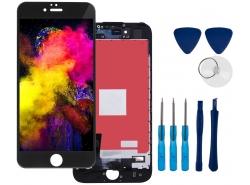 LCD-Bildschirm Touchscreen für Apple iPhone 7 Black Tools