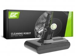 Green Cell® Batterie (3Ah 21.6V) 967810-02 209432-01 209472-01 pour Dyson V6 DC58 DC59 DC61 DC62 DC72 DC74