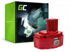 Green Cell ® Batterie pour visseuse perceuse Makita 1815 1822 1835 192828-1 4334D 18V 3Ah