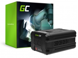 Green Cell® Batterie (2Ah 80V) GBA80200 2901302 pour GreenWorks Pro 80V GHT80321 GBL80300 ST80L210
