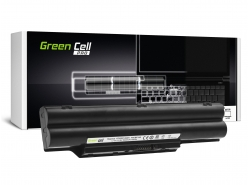 Batterie Green Cell PRO FPCBP145 FPCBP282 pour Fujitsu LifeBook E751 E752 E781 E782 P770 P771 P772 S710 S751 S752 S760 S761 S762