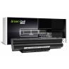 Green Cell PRO Batterie FPCBP145 pour Fujitsu-Siemens LifeBook E751 E752 E782 P771 P772 T580 S710 S751 S752 S760 S762 S782