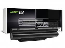 Green Cell PRO Batterie FPCBP331 FMVNBP213 pour Fujitsu Lifebook A512 A532 AH502 AH512 AH532