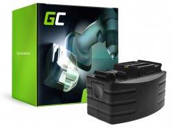 Batterie (3Ah 12V) 489003 489731 BPH12T Green Cell pour Festool TDD 12 ES FX MH