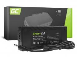 Green Cell® Ladegerät 54.6V 2A für E-Bike 48V Li-Ion Akku mit Rundstecker 5.5*2.1mm