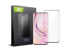 Verre Trempe pour Xiaomi Mi 10 Pro edge glue Protection Ecran GC Clarity Ecran 3D Film Protecteur Écran Compatible