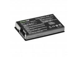 Green Cell ® Batterie A32-F80 pour Asus F50 F50Q F50Z F80S N60 X60 X61 X61S X61Z X61SL