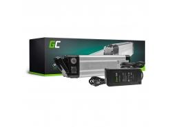 Accumulateur Batterie Green Cell Silverfish 24V 8.8Ah 211Wh pour Vélo Électrique Pedalec