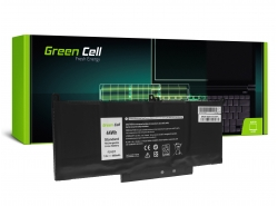 Green Cell Batterie F3YGT pour Dell Latitude 7280 7290 7380 7390 7480 7490