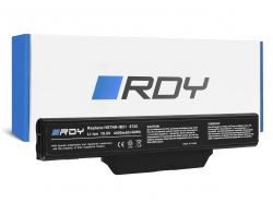 RDY Batterie HSTNN-IB51 HSTNN-LB51 pour HP 550 610 615 Compaq 550 610 615 6720 6720s 6730s 6735s 6800s 6820s 6830s