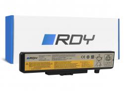 RDY Batterie L11L6Y01 L11M6Y01 L11S6Y01 pour Lenovo B580 B590 G500 G505 G510 G580 G585 G700 G710 V580 IdeaPad Z585