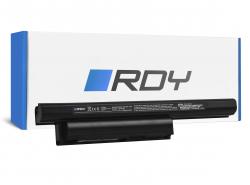 RDY Batterie VGP-BPS22 VGP-BPL22 VGP-BPS22A pour Sony Vaio PCG-71211M PCG-61211M PCG-71212M VPCEA VPCEB3M1E VPCEB1M1E