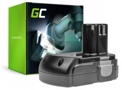 Green Cell ® Batterie pour Hitachi BCL1815 C18DL 18V 1.5Ah