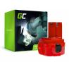 Batterie Green Cell (2Ah 12V) 1220 1222 1233 1234 PA12 pour Makita 1050D 4000 6227D 6270D 6271D 6313D 6317D 8271D Celma WAK 12