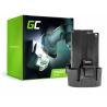 Batterie Green Cell (1.5Ah 10.8V) BL1013 BL1014 194550-6 194551-4 195332-9 pour Makita DC10WA DF330 DF330D DF330DWE TD090 TD090D
