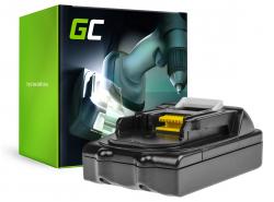 Green Cell ® Akku für Makita BL1815 BL1830 BL1840 BDF450SFE 18V 1.5Ah
