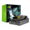 Batterie Green Cell (1.5Ah 18V) BL1815 BL1830 BL1830B BL1840 BL1840B BL1850 BL1850B pour Makita DTD152 DC18RC DC18SD LXPH01
