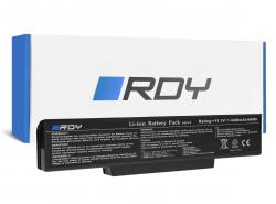 RDY Batterie A32-F3 pour Asus F2 F2J F3 F3E F3F F3J F3K F3S F3SA F3SC F3SG F3SV F3T F3Q F7 M51