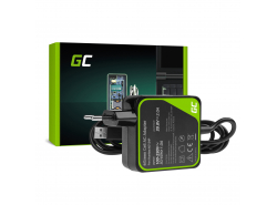Chargeur Green Cell PRO 20V 2A 40W pour Lenovo Yoga 3 i Lenovo Yoga 3 PRO