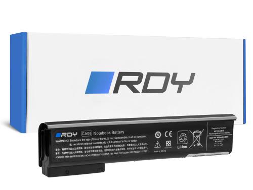 RDY Batterie CA06 CA06XL pour HP ProBook 640 G1 645 G1 650 G1 655 G1