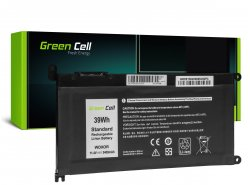 GreenCell Batterie WDX0R WDXOR pour Dell Inspiron 13 5368 5378 5379 14 5482 15 5565 5567 5568 5570 5578 5579 7560 7570