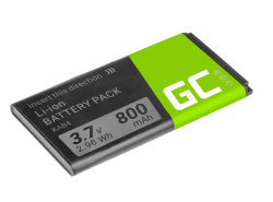 Green Cell ® Batterie KAB4 pour Kazam Life B4 Maxcom MM720