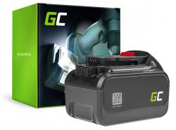 Batterie Green Cell (4.5/1.5Ah 18/54V) DCB546 DCB546XJ DCB547 DCB548 DCB184 pour DeWalt XR Flexvolt DCD776 DCF899P2 DCD796P2