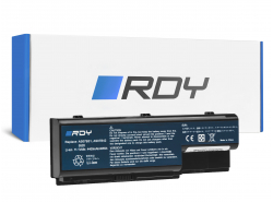 RDY Batterie AS07B31 AS07B41 AS07B51 pour Acer Aspire 5220 5315 5520 5720 5739 7535 7720 5720Z 5739G 5920G 6930 6930G