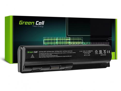 Green Cell Batterie EV06 HSTNN-CB72 HSTNN-LB72 pour HP G50 G60 G70 Pavilion DV4 DV5 DV6 Compaq Presario CQ60 CQ61 CQ70 CQ71