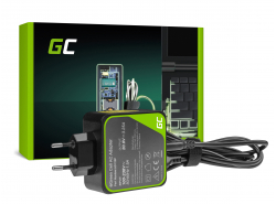 Chargeur Green Cell PRO 20V 3.25A 65W pour Lenovo Yoga 4 Pro 700-14ISK 900-13ISK 900-13ISK2
